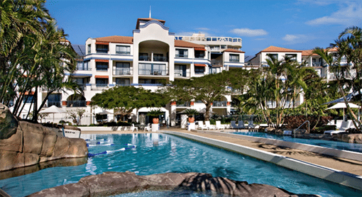 Calypso-resort
